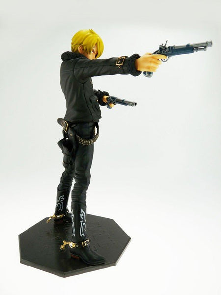 One Piece, 1/7 Door Painting Collection Figure, Sanji (The Three Musketeers Ver.)