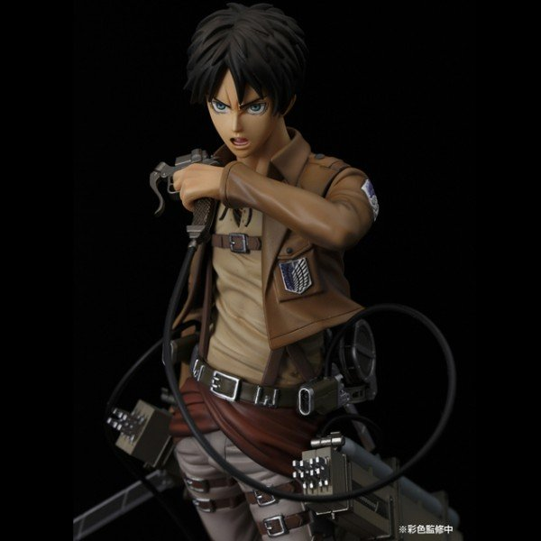 Eren Yeager, BRAVE-ACT Attack on Titan 1/8th Scale Figure