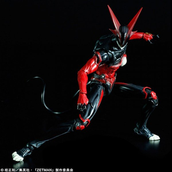 Play Arts Kai Zetman, Zet