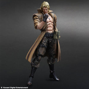 Liquid Snake, Play Arts Kai Metal Gear Solid 2 Sons of Liberty