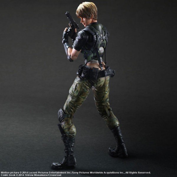 Deunan, Play Arts Kai Appleseed Alpha
