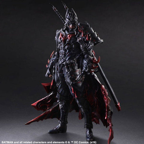 Batman : Timeless Bushido, DC Comics Variant Play Arts