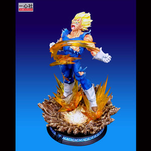 The last flash of the prince of Saiya - statue ver.