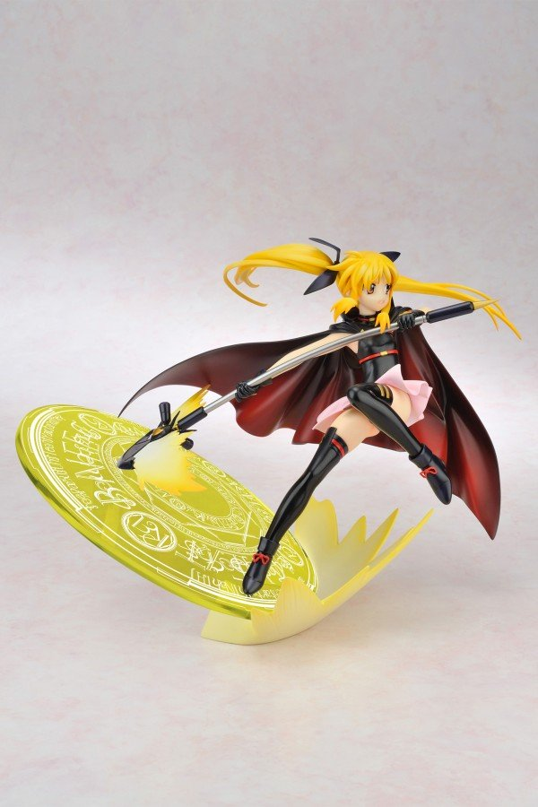 SIF EX Magical Girl Lyrical Nanoha the Movie 1st, Fate Testarossa
