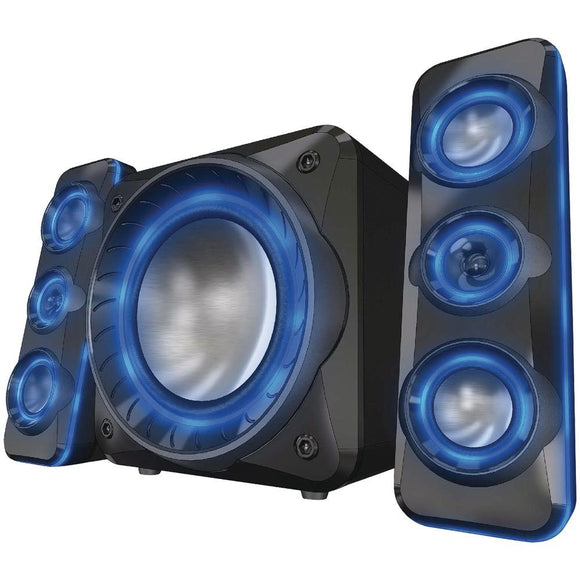 SYLVANIA(R) SHTIB1060-BT Light-Up Bluetooth(R) 2.1 Speaker System