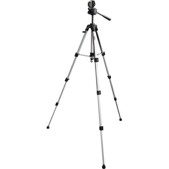 DIGIPOWER(R) TP-TR62 3-Way Pan Head Tripod with Quick Release (Extended height: 62
