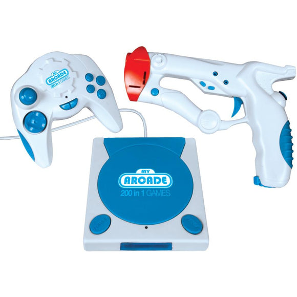 dreamGEAR(R) DGUN-2572 Plug & Play Video Game Station