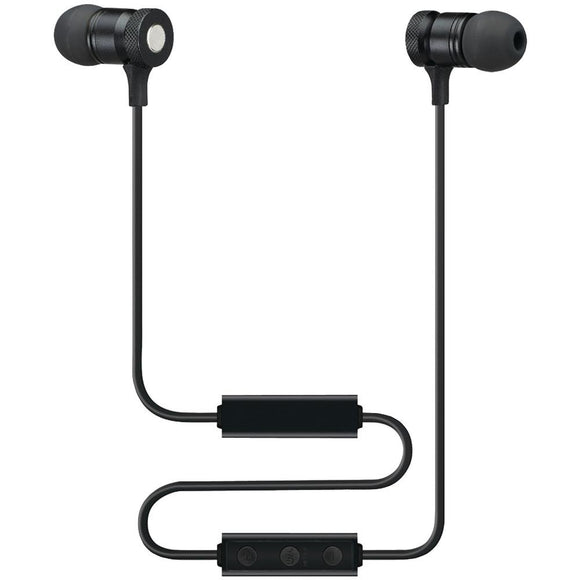 Sound Aura SAEB16B Bluetooth(R) Magnetic Earbuds with Microphone