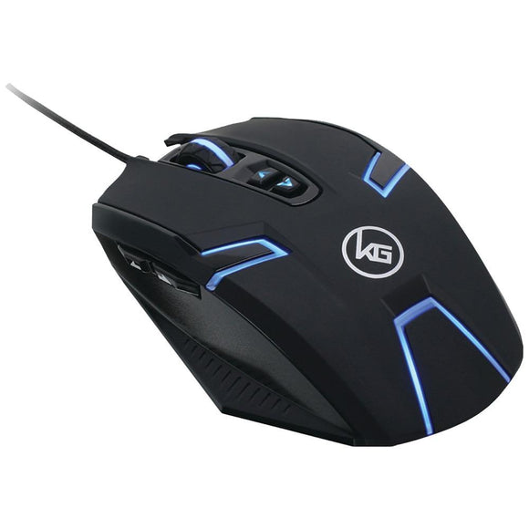 IOGEAR(R) GME630 Kaliber Gaming(R) SYMMETRE Ambidextrous Gaming Mouse