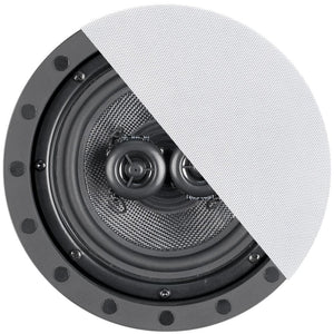 "ArchiTech(R) SC-622F 6.5"" Single-Point Stereo Frameless In-Ceiling Loudspeaker"