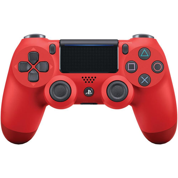 Sony(R) 3001549 PlayStation(R)4 DUALSHOCK(R)4 Wireless Controller (Magma Red)