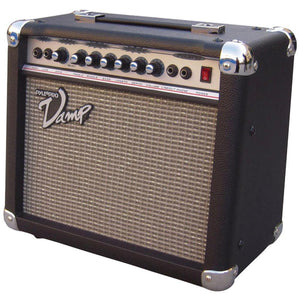 "Pyle Pro(R) PVAMP60 Vamp Series Amp (8"" Speaker; 60-Watt with 3-Band EQ, Overdrive & Digital Delay)"