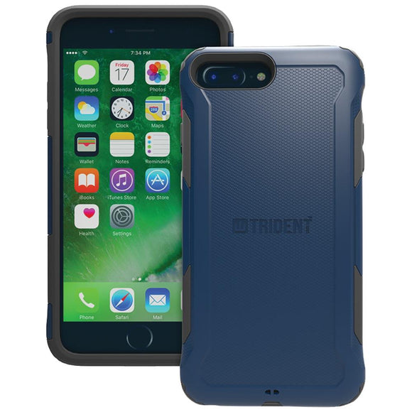 Trident(TM) Case AG-APIP7P-BL000 Aegis Series Case for iPhone(R) 7 Plus (Blue)
