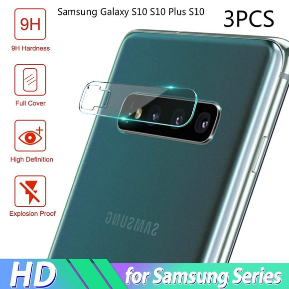 Tempered Camera Glass for Samsung Galaxy S10 Plus S10 E S10 Protective Glass HD Camera Protector for Samsung Galaxy Note 9 S9 S8