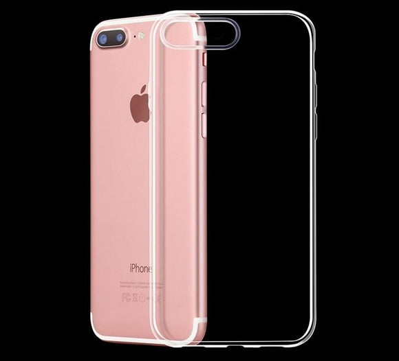 Crystal Clear Transparent Soft Silicone 0.3mm TPU Case for IPhone X 8 8 Plus 7 7 Plus IPhone 6 6S Plus 5 5S SE Samsung Galaxy S3