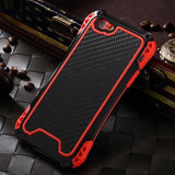 Luxury High Life Waterproof Shockproof Metal Aluminum Heavy Duty Armor Hard Case For iPhone 5 5s SE / 6 6s /6 6s Plus / iphone 7