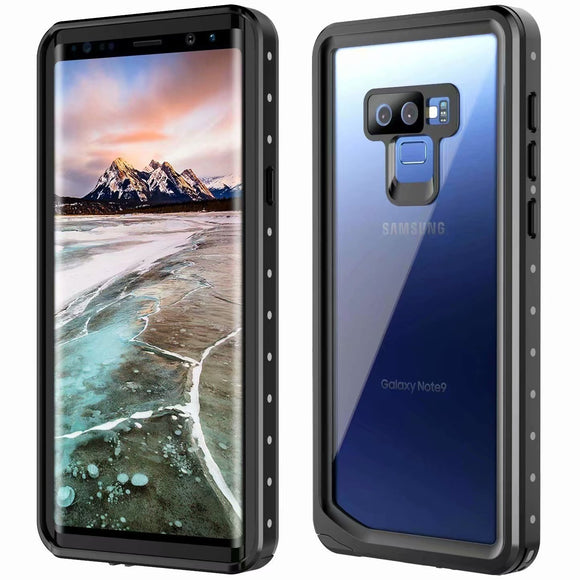 For Samsung Galaxy Note 9 Waterproof Case Underwater Shockproof Dirtproof Cover