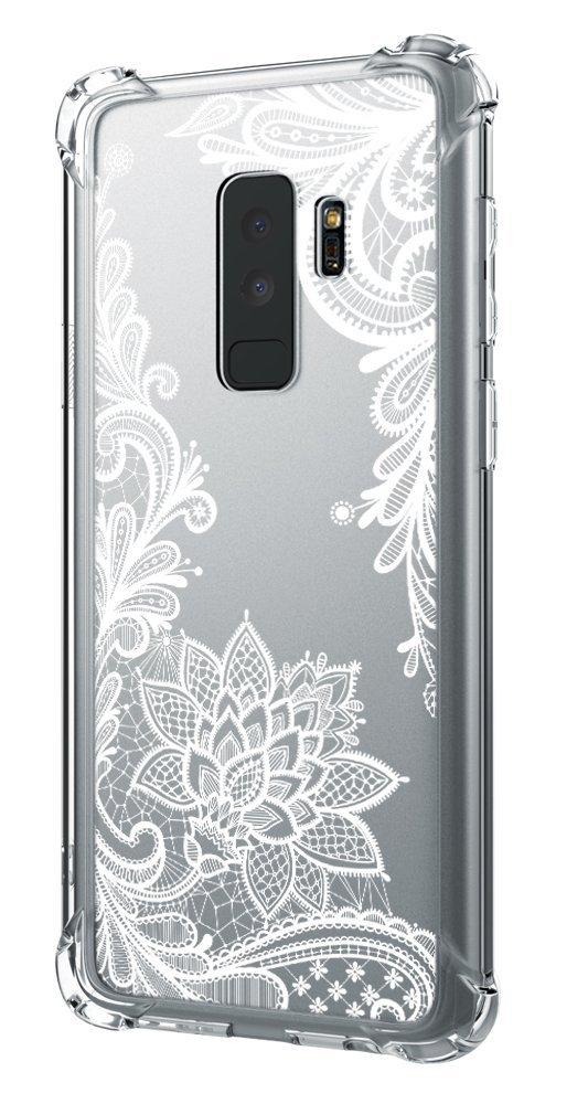 Case for Galaxy S9 Plus,Cutebe Shockproof Hard PC+ TPU Bumper Case Scratch-Resistant Cover for Samsung Galaxy S9 Plus 2018 Release