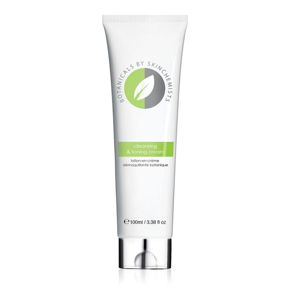 Botanicals Cleansing & Toning Cream