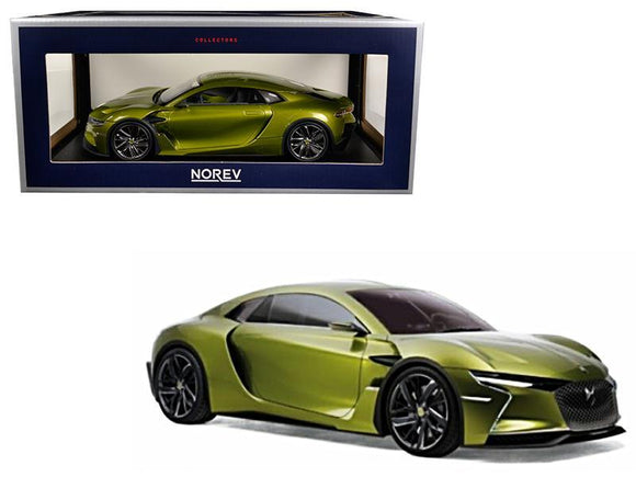 Citroen DS E-Tense Salon de Geneve 2016 1-18 Diecast Model Car by Norev