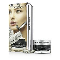 Firmx Face And Neck Contouring Cream With Tool --30ml-1oz