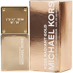 Michael Kors Rose Radiant Gold By Michael Kors Eau De Parfum Spray 1 Oz (gold Collection)