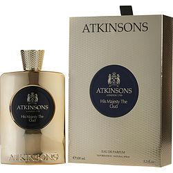 Atkinsons His Majesty The Oud By Atkinsons Eau De Parfum Spray 3.3 Oz