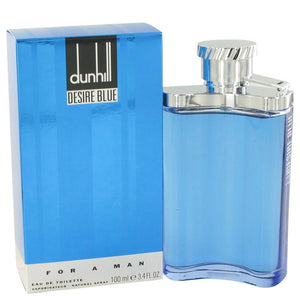 Desire Blue by Alfred Dunhill Eau De Toilette Spray 3.4 oz for Men