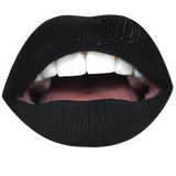 Matte Lip Colour- Black Noir