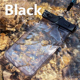 2018 Summer Waterproof Pouch Swimming Beach Dry Bag Case Cover Holder For iphone Case Cell Phone