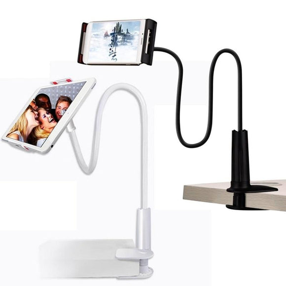Long Arm Tablet Holder Stand For iPad Lazy Bed Desktop Holder Stand Tablet Mount Support Tablette Bracket