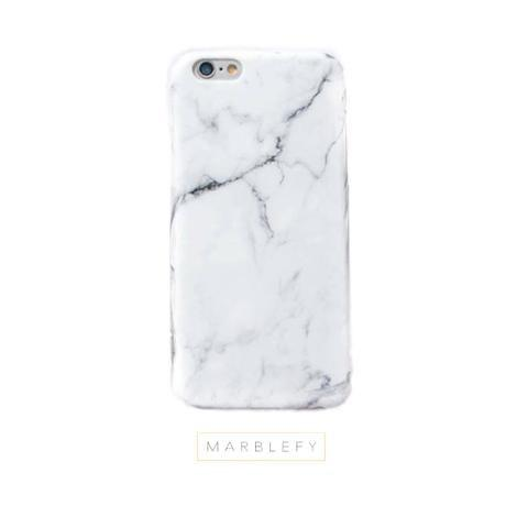 Marble iPhone Case White Marble Phone Case Classic Marble iPhone 6 case, iphone 6 plus case, iphone 7, iphone 7 plus ,8, 8plus, iphone x