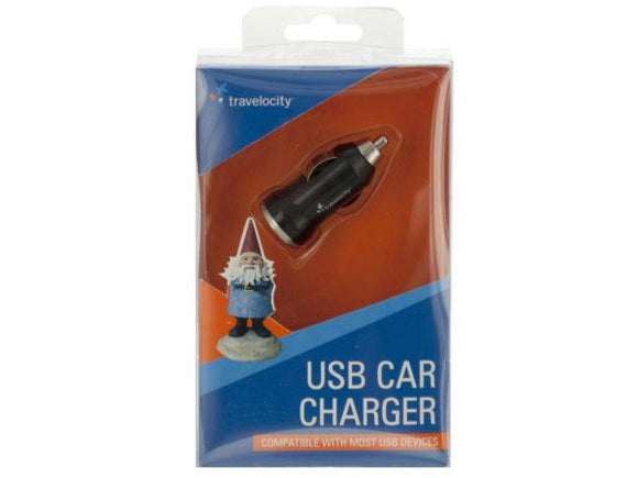 Travelocity USB Car Charger