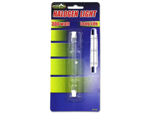 300 Watt Halogen Light Bulb
