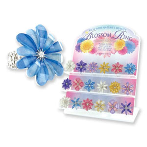 Blossom Ring Blooming with Fashion Case Pack 24