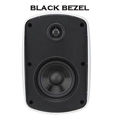 2Way Outdoor Speaker Black