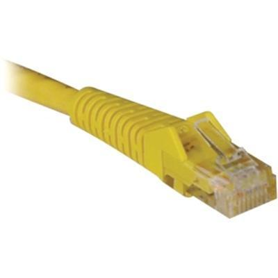 25ft Cat6 Cable Yellow