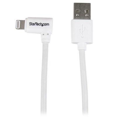 6ft Angled Lightning USB Cable