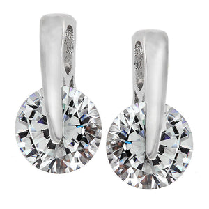 Cubic Zirconia Elegance Earrings