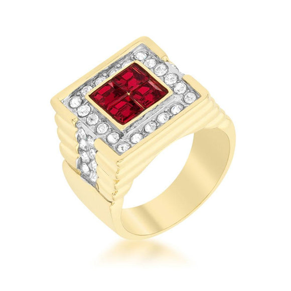 True Blood Crystal Ring Size 10