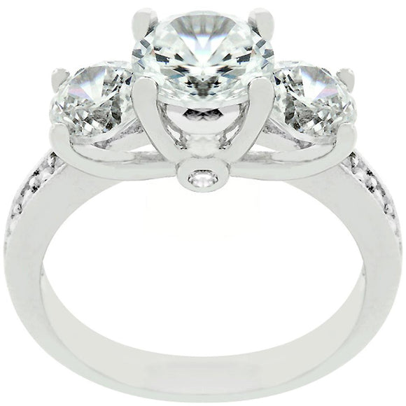 Elizabeth Engagement Ring Size 9