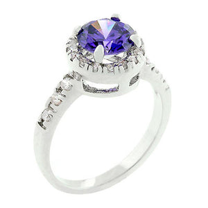 Tanzanite Crown Ring Size 9