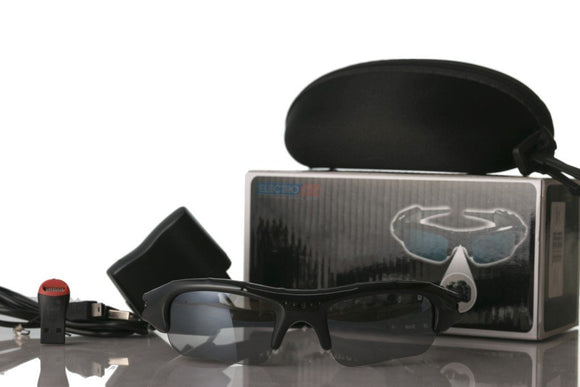 Audio Video Digital Recorder Polarized Sunglasses Fishing Expedition