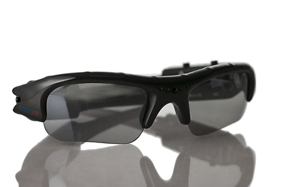 Spy Camcorder Sunglasses for CCTV alternative