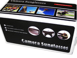 Surveillance System Sunglasses w/ HD Video and Audio Recordings