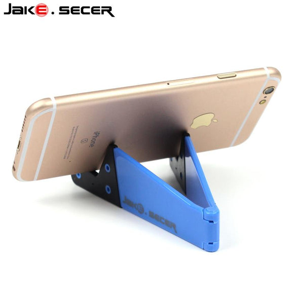 Portable mobile phone holder stand for iphone 6s plus 5s 4s adjustable holder for samsung S6 S5 S4 suporte para celular tablet