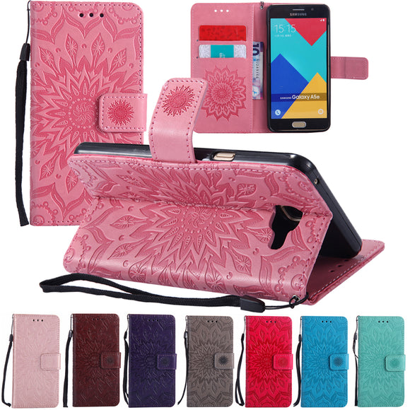 for J5 J3 j1 A3 A5 2015 2016 2017 Grand Prime Case Luxury Emboss Red Flip Wallet Samsung Galaxy S5 mini S6 S7 edge S8 Plus Coque