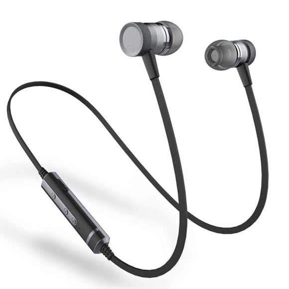 Sound Intone H6s IPX-4 Sweatproof Wireless Earphones With Mic Sports Running Bluetooth Earphone Bass Headsets For Xiaomi MP3 iOS