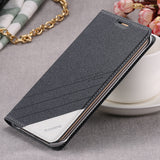 FLOVEME For Samsung S7 Edge Samsung S8 Plus Case Luxury Flip Leather Phone Case For Samsung Galaxy S7 Edge S7 S6 S8 Wallet Cover