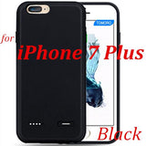 Slim Battery Case For iPhone 7 7 Plus Battery Charger Case Charge Thin Ultra Extra Backup Case Power Bank Cover for iPhone 7Plus